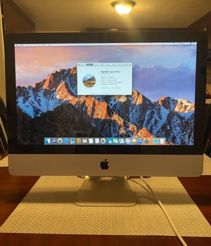 "iMac late 2011 21.5"" for Sale in Federal Way, WA"