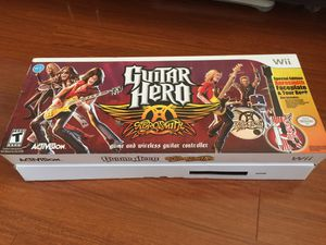 Nintendo Wii/Wii-U Guitar Hero 3 for Sale in El Monte, CA