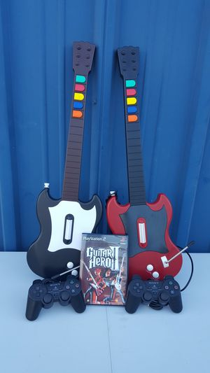 GITAR HERO PARA PLAYSTATION 2 for Sale in Fountain Valley, CA