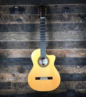 Córdoba 55FCE Thinbody Flamenco Guitar for Sale in Tracy, CA