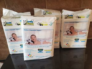 Biodegradable Diapers Newborn for Sale in Chandler, AZ