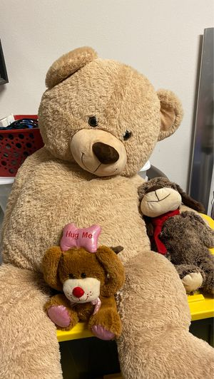 HUMAN SIZED TEDDY BEAR for Sale in Davenport, FL
