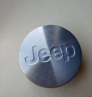 3 Genuine Chrysler Wheel Center Cap for Sale in Chino Valley, AZ