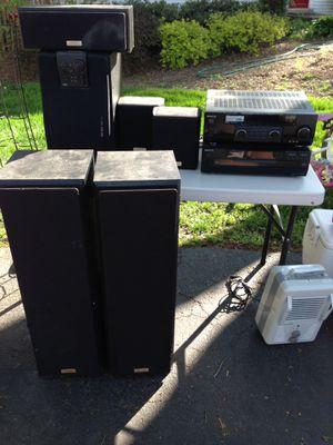Kenwood Surround System for Sale in Fairfax, VA
