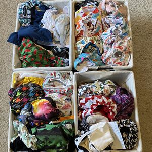 Cloth Diapers for Sale in Redlands, CA
