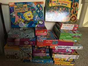 Various board games. for Sale in Las Vegas, NV