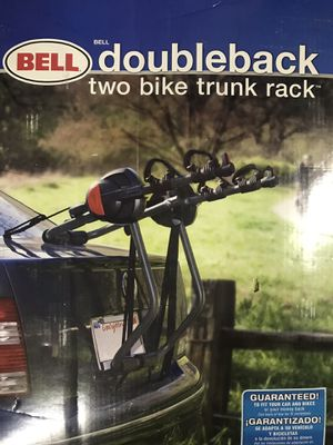New. Car bike rack. Holds two bicycle. for Sale in Rosemead, CA