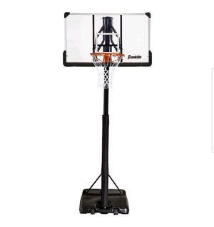 Franklin Sports Basketball Hoop $240 FIRM for Sale in Redlands, CA