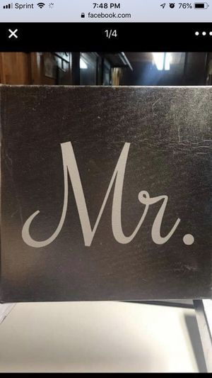 Wedding signs for Sale in McLean, VA