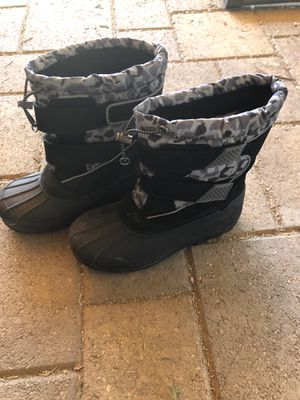 Kids Snow boots used for Sale in Los Angeles, CA