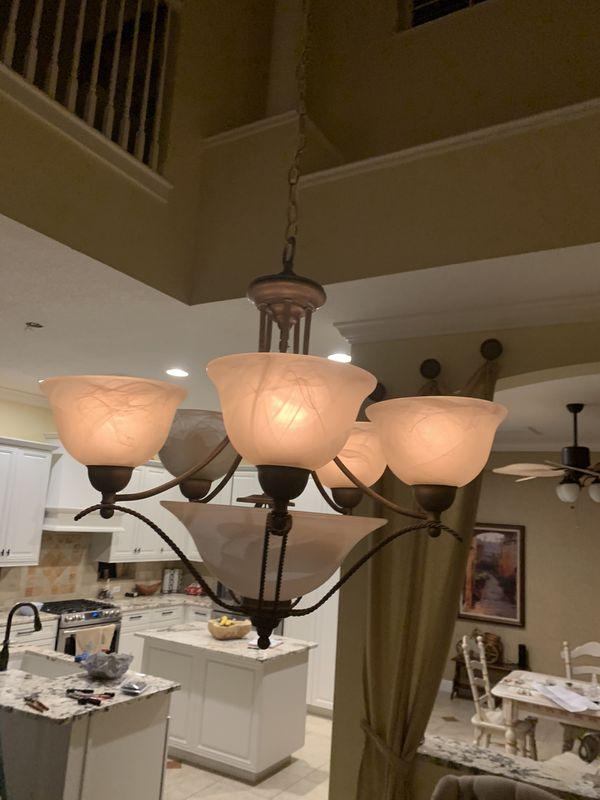 Dinning room lights and pendant lights