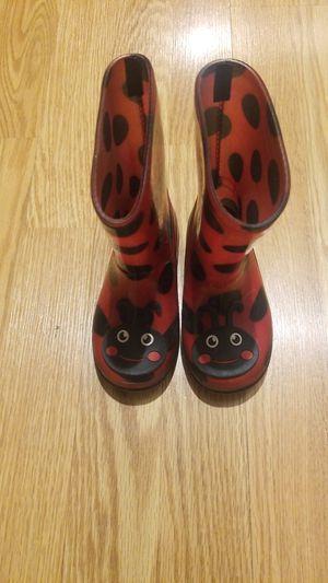 Size 7 rain boots for Sale in San Jose, CA