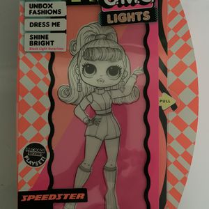 LOL Surprise OMG LIGHTS SPEEDSTER Doll L.O.L. O.M.G. 2020 IN STOCK for Sale in Vallejo, CA