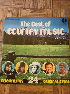 The Best of Country Music Vol. 7 Album for Sale in Anderson, SC