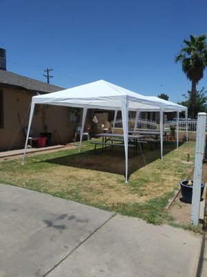 10×30 party tent carpa sombra for Sale in Phoenix, AZ