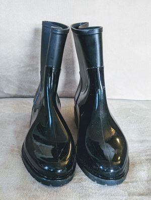 Size 10 women's rain boots for Sale in SeaTac, WA