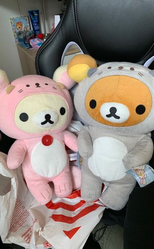 Brand new plushies for Sale in San Jose, CA