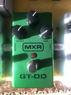 Mxr overdrive pedal perfect condition for Sale in Apache Junction, AZ