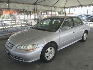2002 Honda Accord Sdn for Sale in Gardena, CA