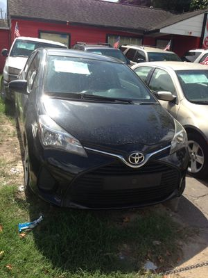 2015 Toyota Yaris for Sale in Houston, TX