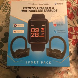 Fitness tracker & True Wireless Earbuds for Sale in Angier, NC