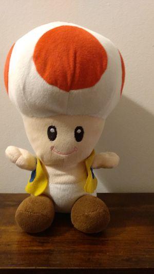 Super Mario Bros plush Doll new for Sale in Riverside, CA
