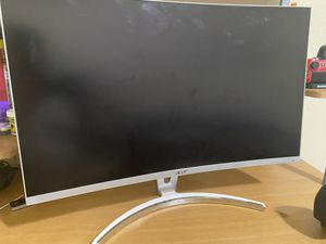 Acer 27 inch curved monitor for Sale in Oakland, CA