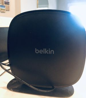 Belkin Router for Sale in Denver, CO
