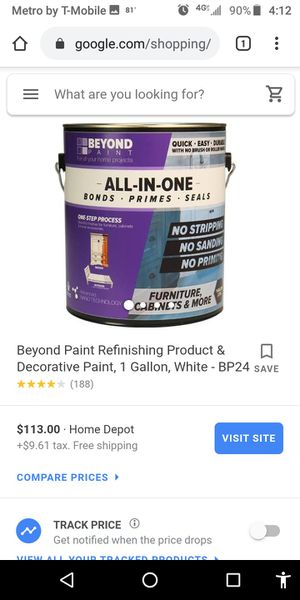 Beyond paint furniture etc for Sale in Tampa, FL