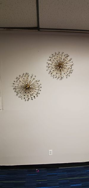 Wall diamond accent decor for Sale in West Hempstead, NY