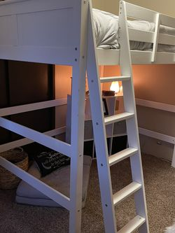 Full Size Loft Bed for Sale in Monroe,  WA