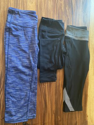 Clothes for training ,expensive brands,ATHLETA,MPG,ReeboK for Sale in Alexandria, VA