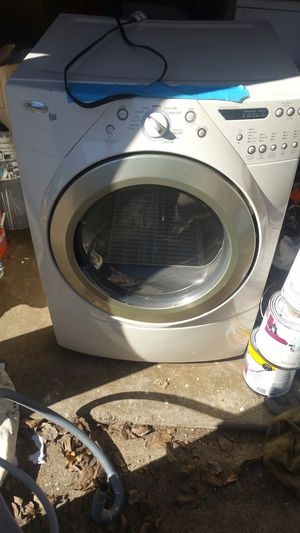 WHIRLPOOL DUET HT FRONT LOADER WASHER +GAS DRYER for Sale in Philadelphia, PA
