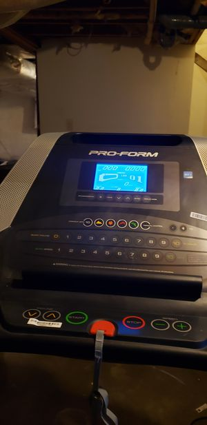 Proform treadmill bought on 12/26/18 have used it 5 times if that many for Sale in Knoxville, TN