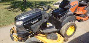 Craftsman G8400 Pro Series Riding Mower/ Garden Tractor..54 in cut 24 Horsepower Kohler V-Twin, Synchromesh for Sale in Arlington, TX
