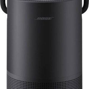 Bose Portable Home Speaker Wireless portable speaker with built-in Amazon Alexa, Google Assistant, Apple AirPlay 2, and Bluetooth® (Triple Black) for Sale in Manchester, NH