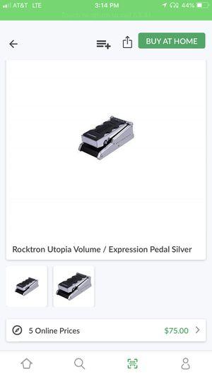 Rocktron Utopia Guitar Pedal for Sale in Waterbury, CT