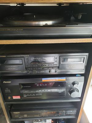 Pioneer home stereo for Sale in Parsons, KS