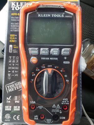 KLEIN TOOL multimeter for Sale in Lewisville, TX