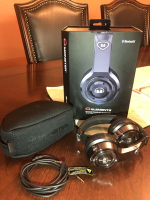 Monster Elements Bluetooth Headphones for Sale in Aurora, CO