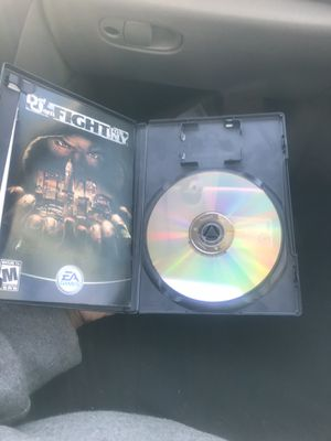 Def jam fight for NY ps2 for Sale in Waterbury, CT