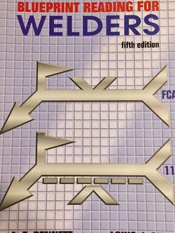 FOR WELDERS. READING BLUEPRINTS. for Sale in Everett,  WA