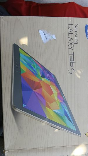 Samsung GALAXY Tab S for Sale in Phoenix, AZ