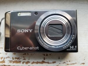 Sony DSC-W370 CyberShot 14.1 MP for Sale in Arlington, VA