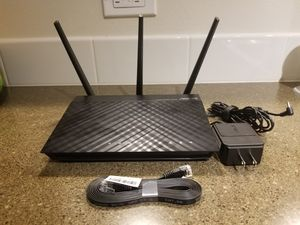 Asus Dual Band Wifi Router for Sale in Seattle, WA