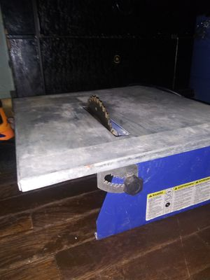 QEP Table Saw for Sale in San Antonio, TX