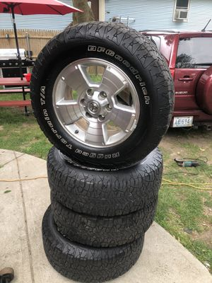 Toyota Tacoma Rims and Tires for Sale in Central Falls, RI