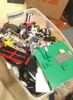 Massive bin of legos for Sale in Richmond, VA