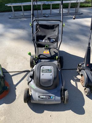 Electric lawn mower for Sale in Simi Valley, CA