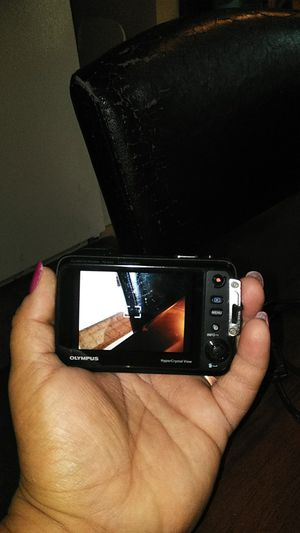 Olympus shock proof and waterproof hyper Crystal veiw digital camera for Sale in Cuyahoga Falls, OH